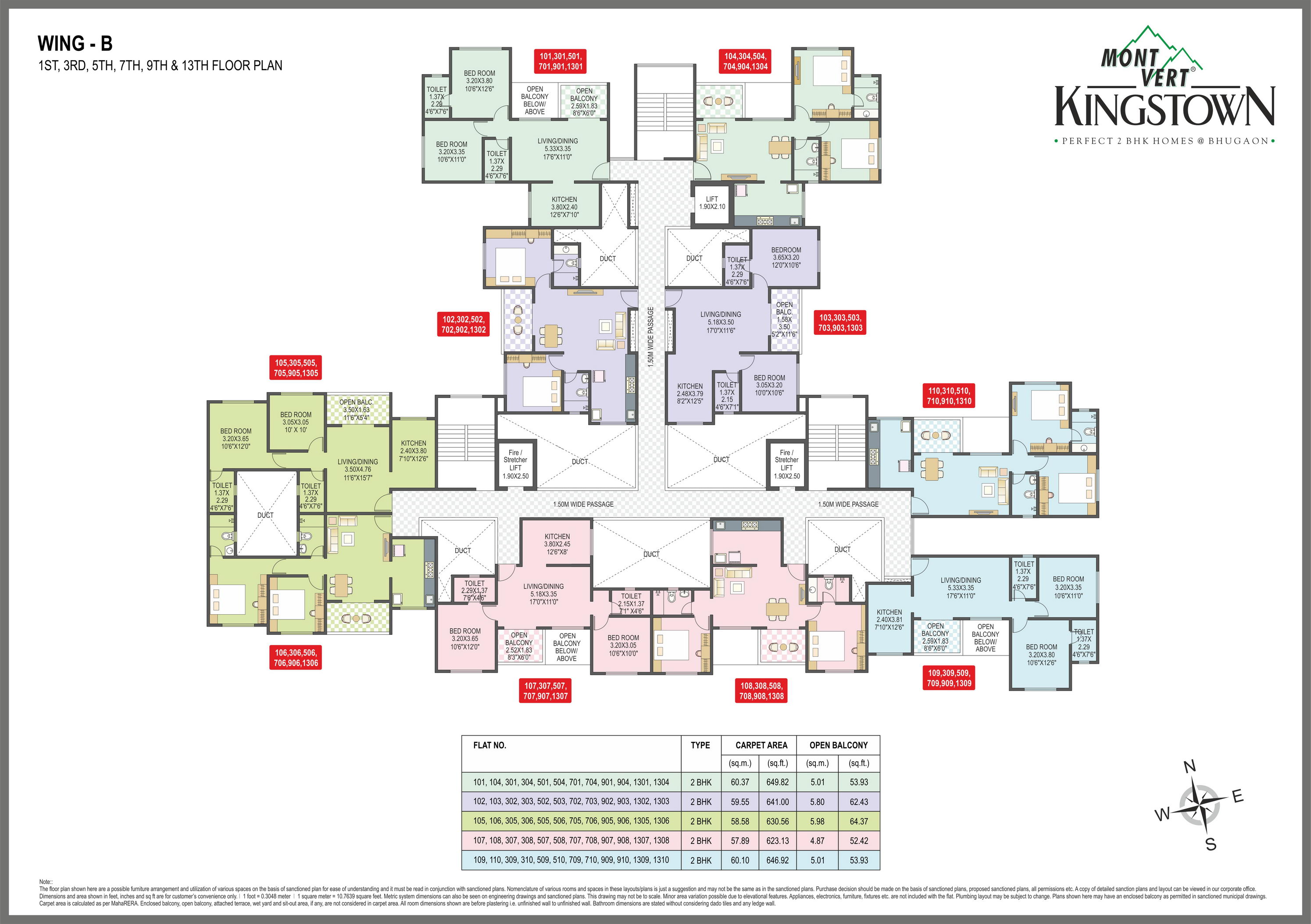 2-bhk-affordable-apartments-near-kothrud-pune-kingstown- odd-floors